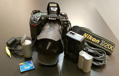 Digital camera + zoom lens + camera backpack