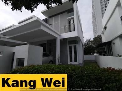 Minden Garden Residence Intermediate Corner Terrace_Heights_Gelugor