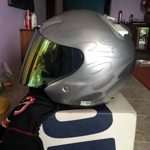Helmet SHOEI JACK SILVER