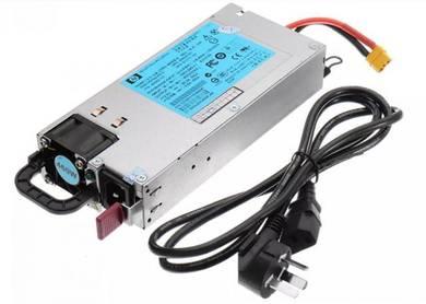 HP DC 12V 460W 38A Power Supply with XT60U-F Plug
