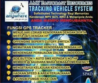 Gps Tracker Safety 1st utk semua jenis Kenderaan