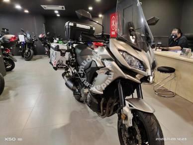 2016 kawasaki versys 1000 ABS tracer