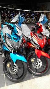 (ClearStok) 2021 New Yamaha 135LC 135lc 135 Lc135