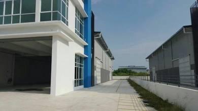 Factory Warehouse Aman Perdana, Klang Utama, Sungai Puloh, Kapar, Meru