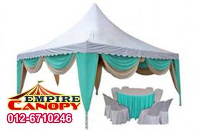 Bisnes canopy pakej arabian 10c