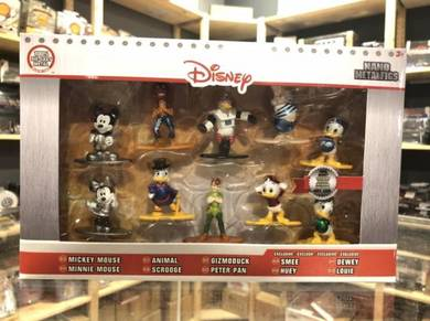 Jada Nano Metalfigs Disney 10-Pack Figures