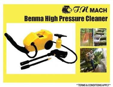 Benma high pressure cleaner