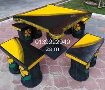 Kerusi batu kaki kembar 004