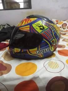 Helmet agv copy original