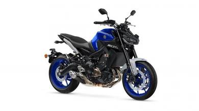 (ClearStok) 2021 New Yamaha MT09 MT 09 MT-09