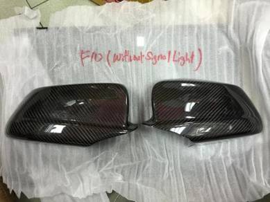 BMW F10 Carbon Side Mirror Cover Pre Facelift HQ