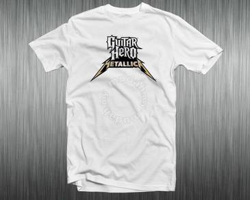 Guitar Hero Metallica Tshirt