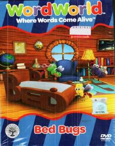 DVD WordWorld Bed Bugs