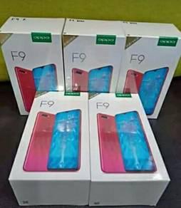 Oppo f9 New set