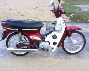 Honda EX5, Y15 Lc