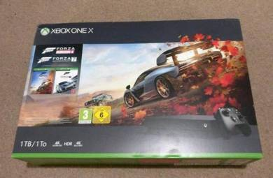 XBox One X 1 TB Forza Horizon 4