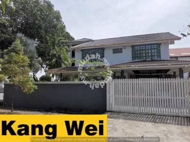 Minden Height Bungalow - Land Area 7200 SF with Swimming Pool-Gelugor