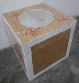 White Acrylic Lucky Draw Box With 8in Round Hole