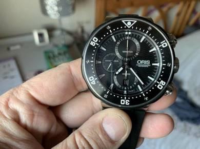 Oris ProDiver Chronograph Automatic 51mm