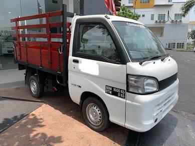 Lori Daihatsu Hijet S200P Pick-up