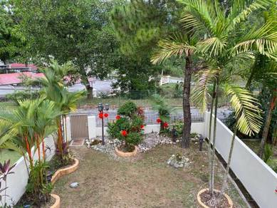 2 Storey Terrace House Dragon Ridge, Meru