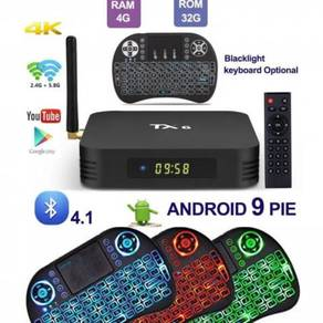 Android TV BOX remote air mouse wireless keyboard