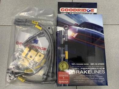 Goodridge Performance Brake Hose Nissan R35 GTR