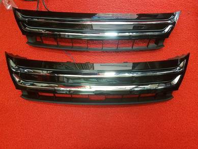 Toyota harrier xu60 led front grill grille