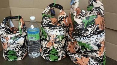 Awashima Camouflage Waterproof Dry Bag / Beg Camo