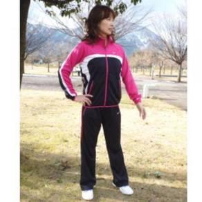 Original Nike women's DRI-FIT Swoosh knit jacket