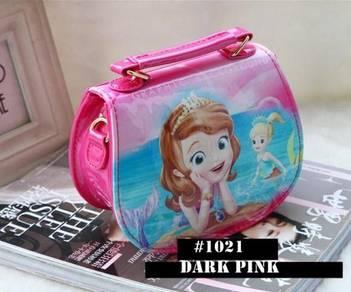 Girl Sofia The First Handbag bag | sling bag 1021