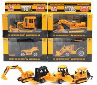 Construction CAB 4 different model)