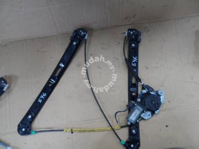 Power Window Gear Regulator BMW E46 3 Series