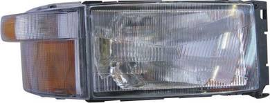 Scania 124 Head lamp with signal lamp