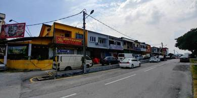 Kuchai lama, happy garden. 2 storey shop lot