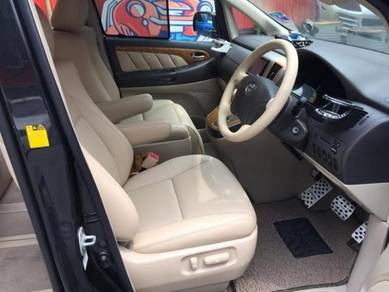 Alphard 2000-2007 converted full set pilot seat