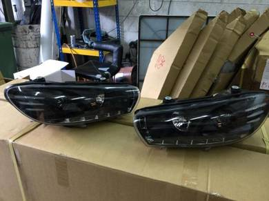 Vw Scirocco head lamp with DRL Scirocco bodykit