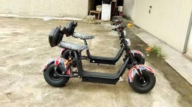 Harley scooter bike (new) shah Alam