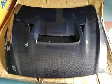 VARIS Front Bonnet Hood Carbon Fibre GTR R35 2017