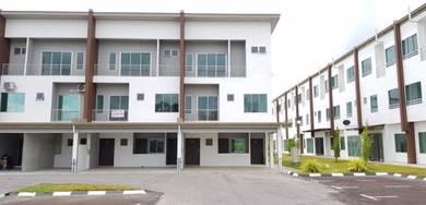 Affordable New 1.5 storey Townhouse LOWER UNIT Batu Kawah