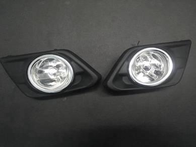 Nissan x-trail x t32 oem fog lamp spot light