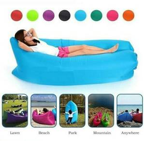 Inflatable Sofa Bed Outdoor Beach Air Bed
