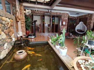 FULLY RENOVATED: Mutiara Rini, Jalan Utama / Wooden Nice Decoaration