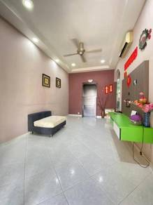 Single Storey Terrace House Jalan Indah 1,Bukit Indah