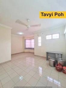 Taman Pantai JerjakTaman Jerjak Indah 2 Storey Terrace kitchen cabinet
