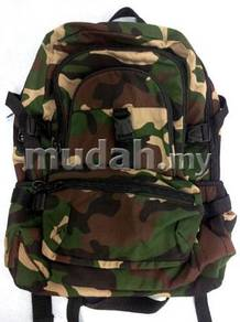 Camelhil Woodland Camo Big Back Pack - 8587