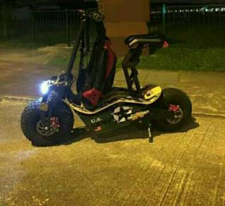 Scooter new set