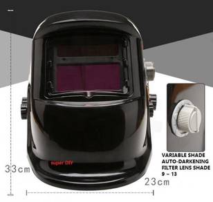 Welding Helmet auto darkness darkening Industry