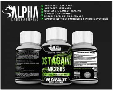 Alpha ostagainz mk2866 sarm