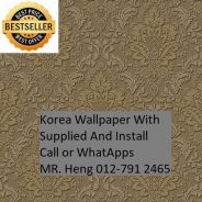 3D Korea Wall Paper with Installation 34g53h5